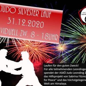Judo Silvester Lauf 31.12.