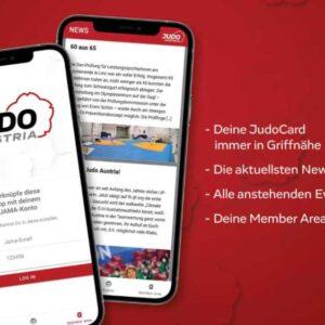 JudoAustria App